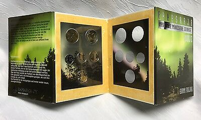 2000/2 Finland Northern Lights Mint Set 7-Coin In Ogp