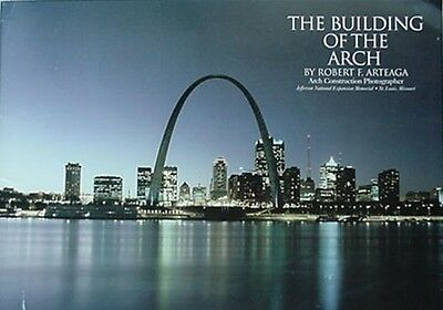 Building Of The St. Louis Arch, 1995 Book