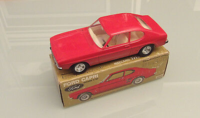 Meccano Triang Dinky 70er Jahre made in France 1:18 Ford Capri I TOP in OVP