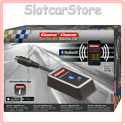 Carrera Digital 124/132 App Connect 30369 Bluetooth Zeitmessung Rundenzähler