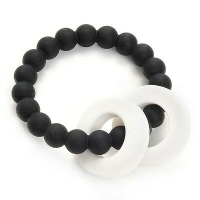 Chewbeads Mulberry Teether - Black
