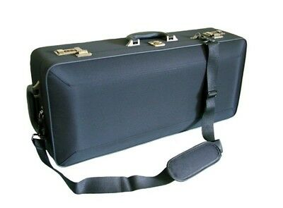 Stylish High Quality CASE for ALTO Saxophone - Smooth Nylon - Case ONLY -