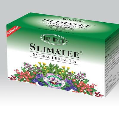 SLIMATEE BY IDEAL HEALTH 20 TEA BAGS - Slimming Aid - Bulk Discounts
