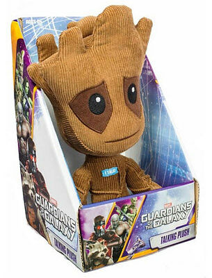 Guardians of the Galaxy Talking Plush Figure Groot 23 cm *English Version*