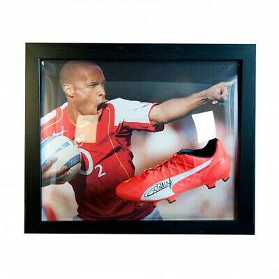 Arsenal F.C - Framed Signed Football Boot (THIERRY HENRY)