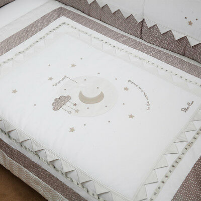 Silver Cross To The Moon And Back Luxury Cot/Cotbed Quilt
