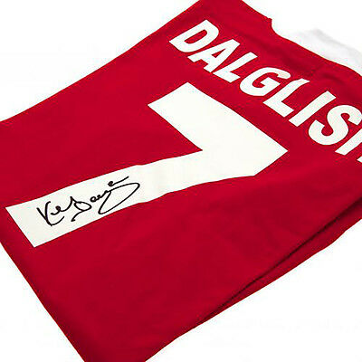 Liverpool F.C - Signed Shirt (KENNY DALGLISH)