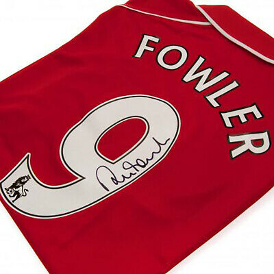 Liverpool F.C - Signed Shirt (ROBBIE FOWLER)