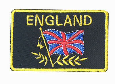 British flag LOGO Patches ARMY MORALE TACTICAL  BADGE HOOK & LOOP PATCH  Sh+754