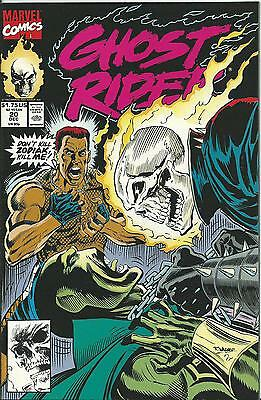 Ghost Rider #20 (2Nd Series)  (Marvel)  1990