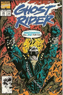 Ghost Rider #23 (2Nd Series)  (Marvel)  1990