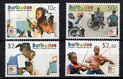 Barbados 2006 Stamp Exhibition set UM (MNH)