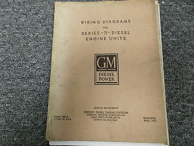 detroit diesel gm 3-71 4-71 & 6-71 series 71 electrical