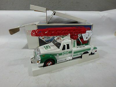 New In Box- Never Unpacked Or Used 1994 Hess Toy Truck Rescue Truck $1 Coupon