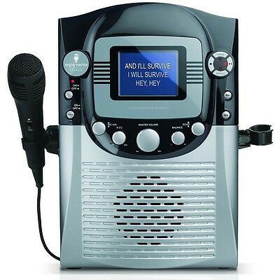 The Singing Machine - Deluxe Karaoke System