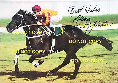Kingston Town 8in x 12in Photograph Malcolm Johnston Personally Hand Signed COA