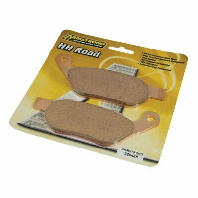 Armstrong HH Front Brake Pads For Ducati 2008 Monster S4RS 998 Testastretta