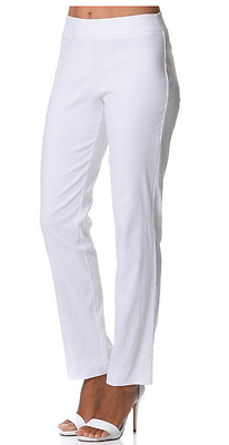 Suzanne Grae Ladies Wide Waist Band Stretch Pants XSmall Small Medium Large