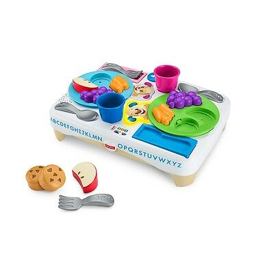 Fisher-Price Laugh & Learn  Say Please Snack Set - English Edition