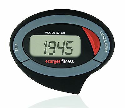 Target Fitness Pro-04 Pedometer / Calorie Counter Enhanced Motion Sensor - New