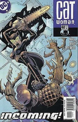 Catwoman #40 (NM)`05 Morse/ Olmos
