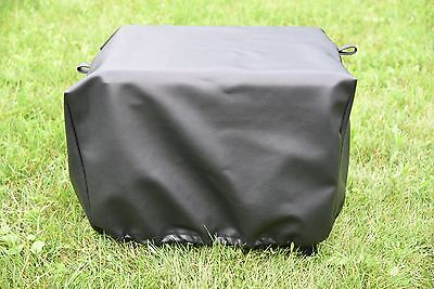 NEW GENERATOR  COVER  YAMAHA EF3000iSEB  RV Black Heavy Duty Quality
