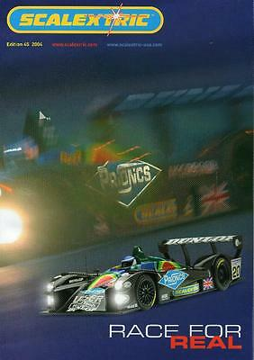 Scalextric 2004 Catalogue - Edition 45