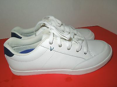 """NEW  Size 9 Womens """"Dr Scholls""""  White Leather Comfort Sneakers w/ Memory Foam"""