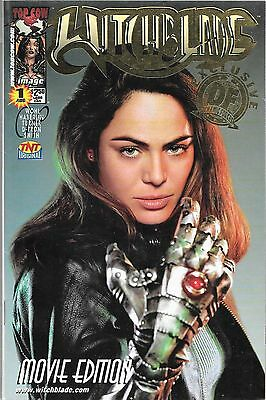 Witchblade Photo Cover No.1 / 2000 Dynamic Forces Variant Cover with Certificate