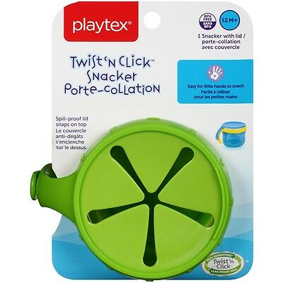 Playtex - Twist 'n Click Snacker - Neutral, Styles May Vary