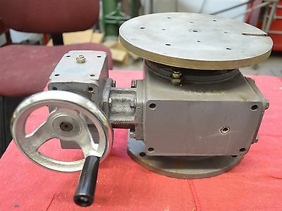 Hub City Gear Reduction Gearbox or Rotary Table 300/1 Ratio
