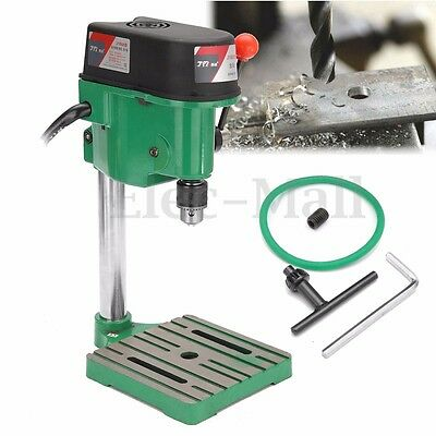 Electric Bench Drill Press Stand Base Bracket Machine Hole Drilling Workbench