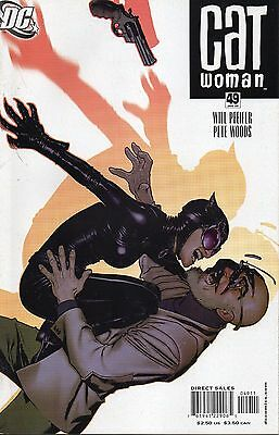 Catwoman #49 (NM)`06 Pfeifer/ Woods