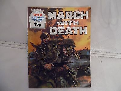 War Picture Library No 1590 Comic