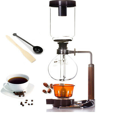New Cold Drip Filter Water Coffee Maker Serves For 3 Cups Home Handmade Machine