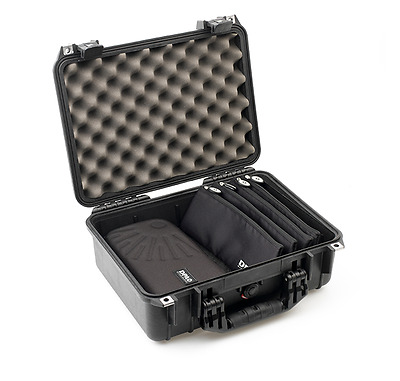 DPA d:vote 4099 VO4-Classic 4pc Mic Supercardiod, with XLR,10 holders touringkit