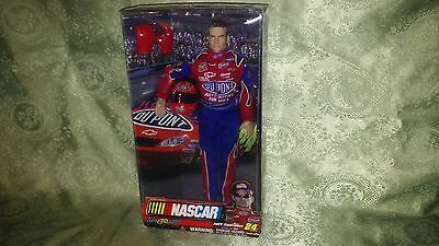"""RARE NASCAR JEFF GORDO """"24"""" BARBIE, about 12""""TALL, LIMITED EDITION IN BOX, GREAT"""