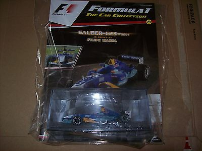 Formula 1 The Car Collection Part 27 Sauber C23 2004 Felipe Massa