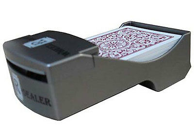 Wheel-R-Dealer Automatic Card Dealer Poker Hand Operated - Free Shipping *