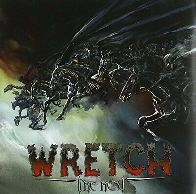 The Wretch - The Hunt [New CD]
