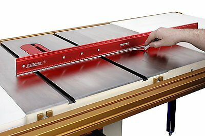 Woodpeckers Precision Woodworking Tools SERXL-24 Straight Edge Rule, 24-Inch