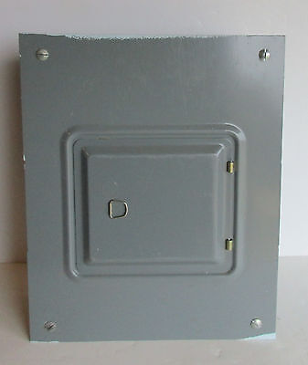 100 Amp Electrical Main Circuit Breaker Panel Load Center Electric