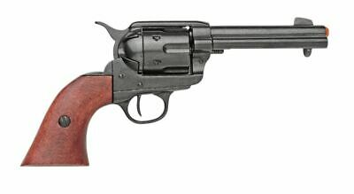 Denix Western M1873 Fast Draw Replica Revolver - Black Finish