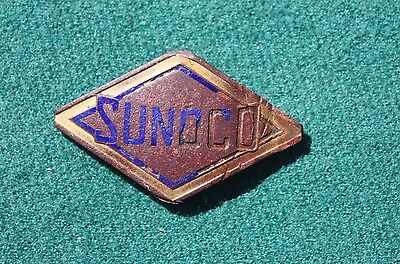 Vintage SUNOCO Oil Co Employee ID Badge