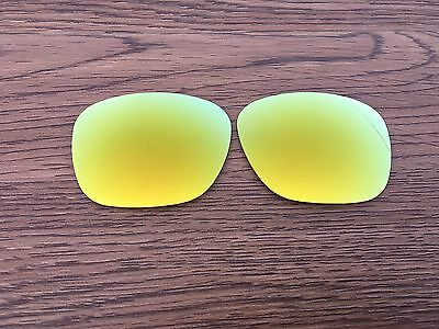 Inew Polarized Replacement lenses for Oakley Enduro 24K Gold
