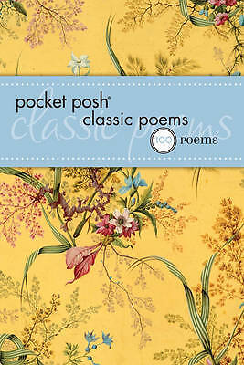 Pocket Posh 100 Classic Poems, Jennifer Fox