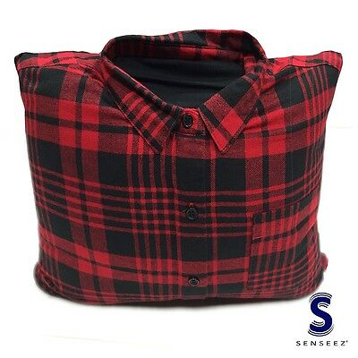 Senseez Trendable Flannel Relaxation Pillow