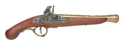 Denix Early 18th Century German Replica Flintlock Pistol