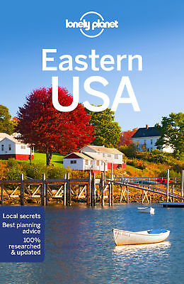 Eastern USA United States America LONELY PLANET Travel Guide