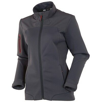 Sunice Ladies Bianca Full Zip Stretch Thermal Golf Jacket-S622505-Mrrp £79.99